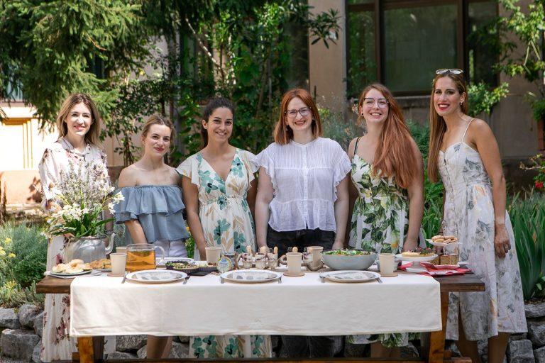 Družili smo se s prvom PIK Rijeka food blogericom i finalisticama u prekrasnom riječkom vrtu! #PIKnikOdDoma