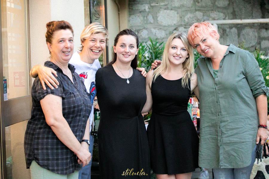 Stilueta u posjeti: Frizerski salon Tessa iz Opatije proslavio prvu godinu uspješnog rada!