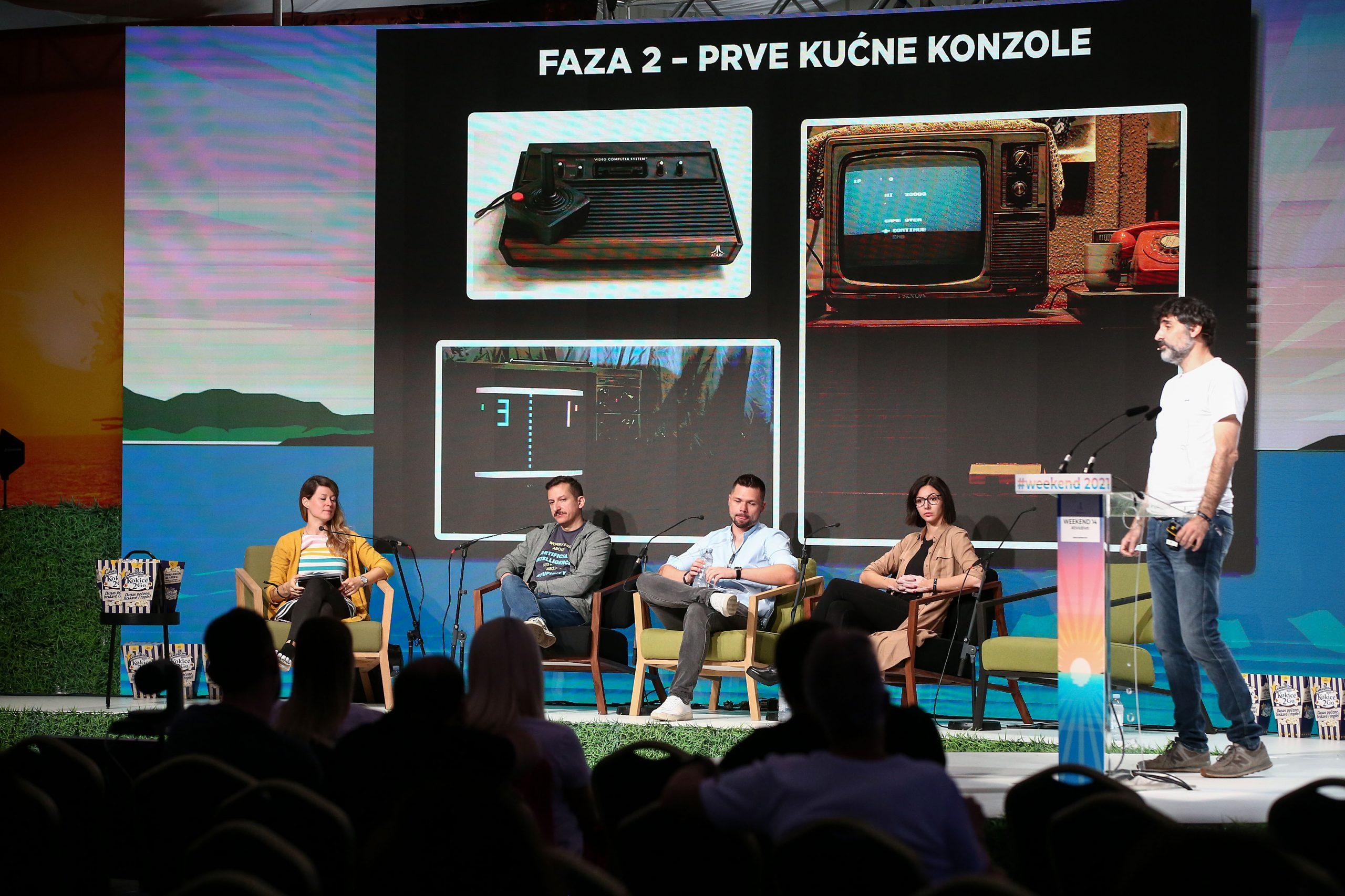 Od gaminga, aktivizma i sporta do žustre rasprave o medijima na 14. Weekend Media Festivalu