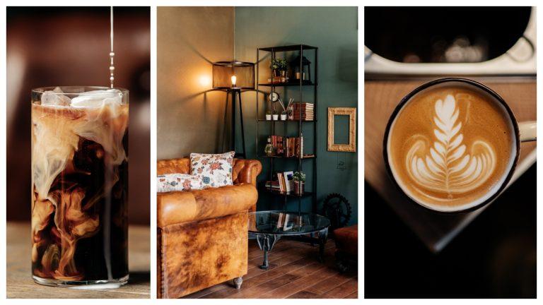 Započnite dan u Peaches & Cream Baru i uživajte u kavi koja dolazi iz Rijeke